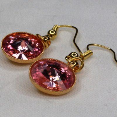 Swarovski & Semi-Precious Earrings